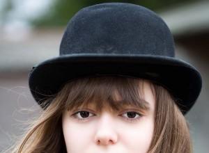 Elegir un sombrero Bombin