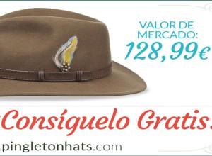 Sorteo de un moderno Sombrero Fedora de Stetson