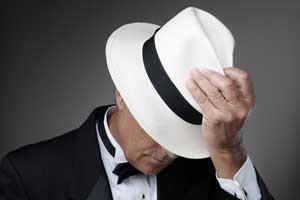 Sombreros Panamá de moda para este verano