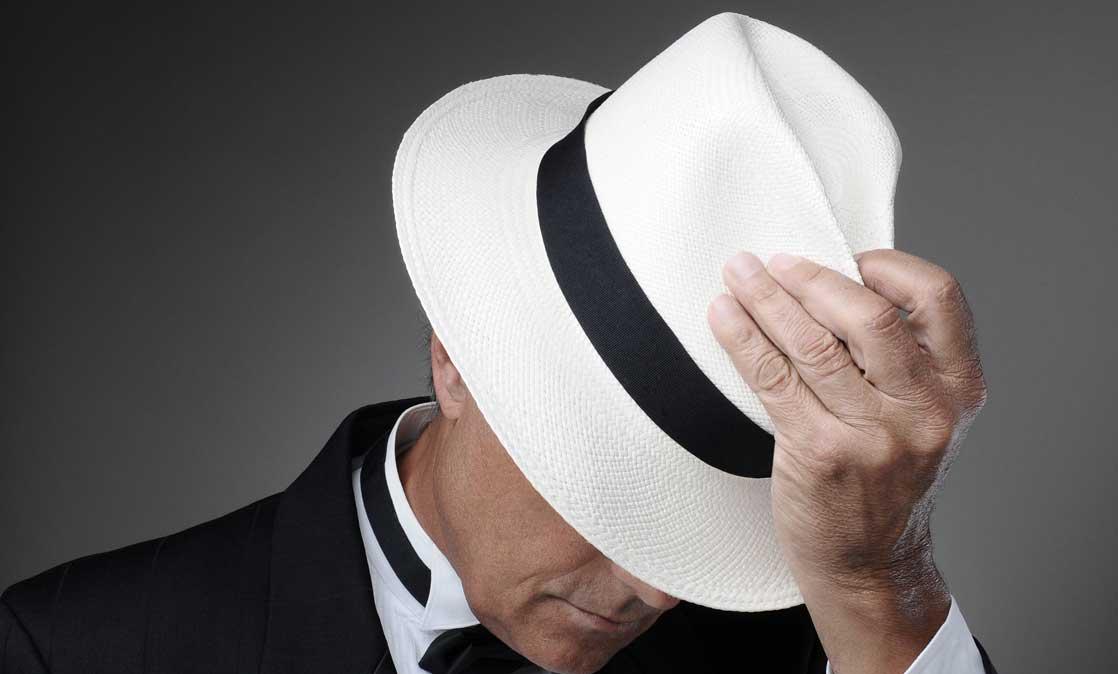 Sombrero Panamá Hombre