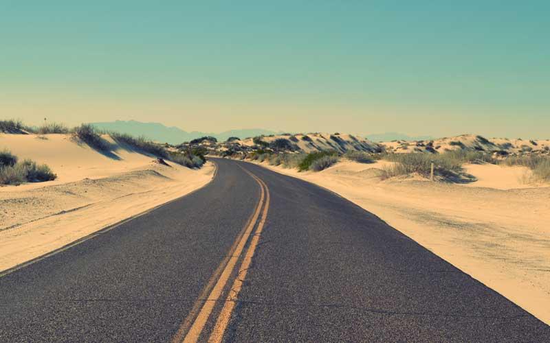 Amantes de los viajes en Ruta