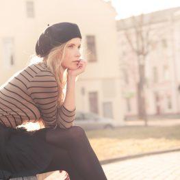 El sombrero y la boina francesa, ¡ perfectos para este invierno!