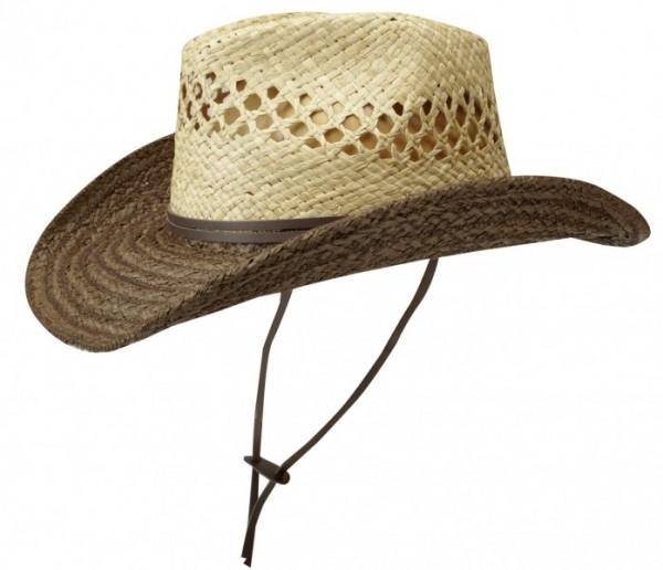 sombreros de vaquero raffia