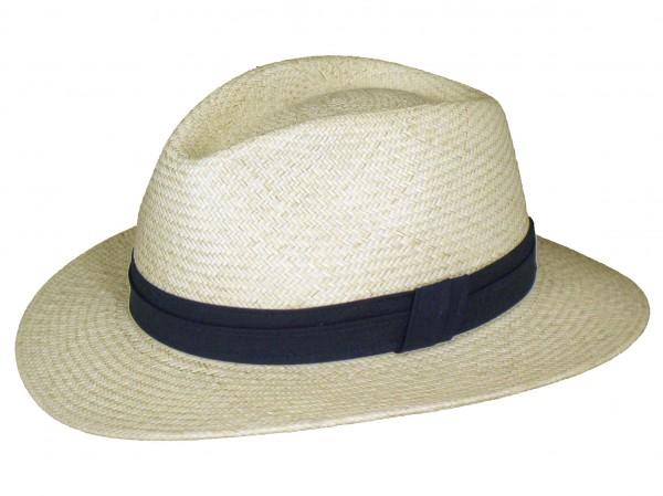 sombrero panama para mujer