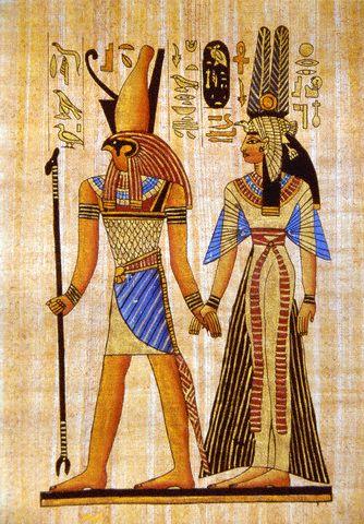 sombrero antiguo egipto