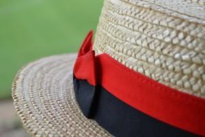 El Canotier, uno de los Sombreros Más Elegantes del Verano