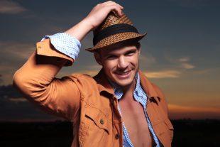Guía de Estilo para Hombre: Sombreros para esta Primavera