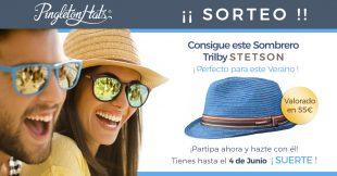 Sorteo de un maravilloso Sombrero Trilby de la marca Stetson