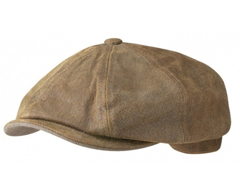 Gatsby Burney Camel Cap