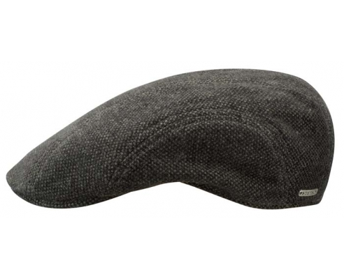 Duckbill Stetson Madison black Cap