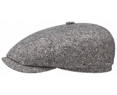Gray Cashmere Stetson Cap