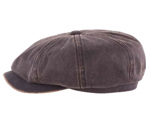 Gatsby Hatteras Brown Cap