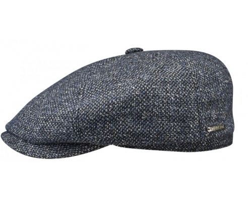 Gatsby Kennett Virgin Wool-Linen Cap