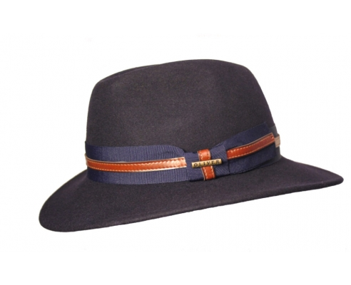 Fedora Blue Hat Latocin