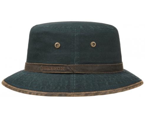 Sombrero Pescador Stetson Algodón