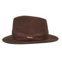 Sombrero Traveller Doble Lazo Marrón
