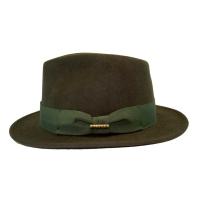 Sombrero Traveller Doble Lazo Verde