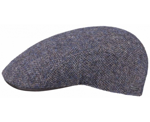 Casquette Duckbill Stetson Michigan Virgin Wool