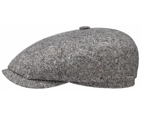 Casquette Stetson en cachemire gris