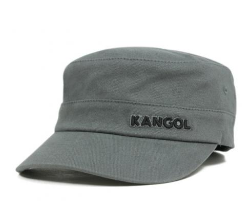 Gorra Militar Kangol Gris