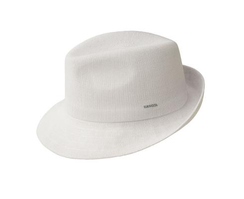 Sombrero Hiro Trilby Blanco