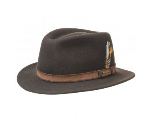 Chapeau Merced Brown
