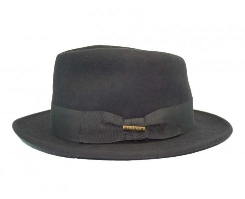 Sombrero Traveller Doble Lazo Gris Antracita