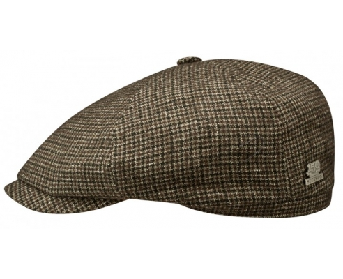 Gorra Gatsby Kennett Virgin Wool