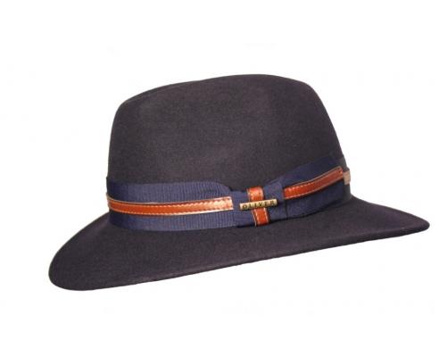 Sombrero Fedora Azul Latocin