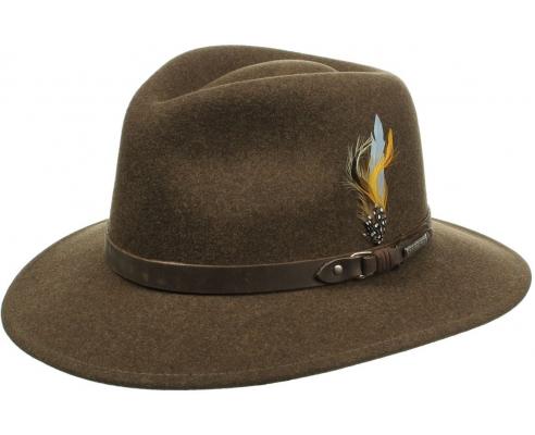 Sombrero Fedora Stetson Mercer