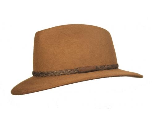 Sombrero Jamer Habana cinta trenzada