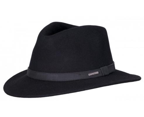 Sombrero de Hombre Fedora Stetson Yutan
