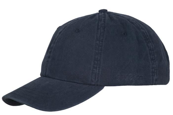 Gorra Béisbol Stetson Algodón azul Azul - Tienda online Pingleton Hats 09b145f0d21