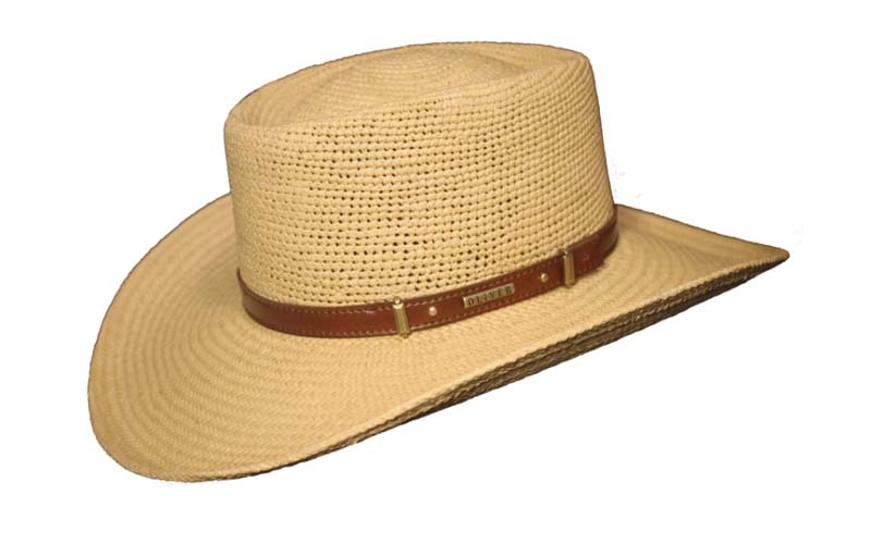 Sombrero Panamá Ala Gambler Camel Beige - Tienda online Pingleton Hats 0fb48050f16