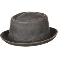 Sombrero Porkpie Stetson Odenton Marron