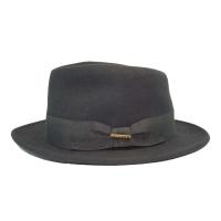 Sombrero Traveller Doble Lazo Gris