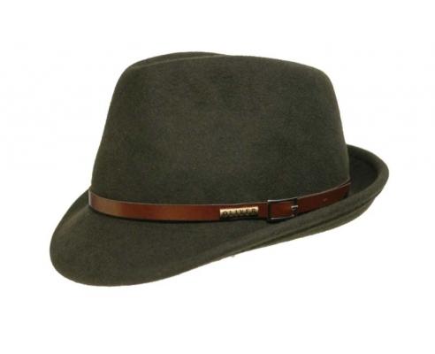 Chapéu de lã à prova de água e tirolesa