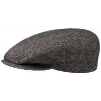 Boné Duckbill Stetson Kent Wool mezcla gris