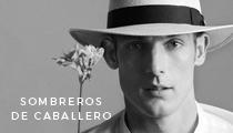 Acceso a sombreros de caballero