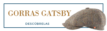 gorras gatsby